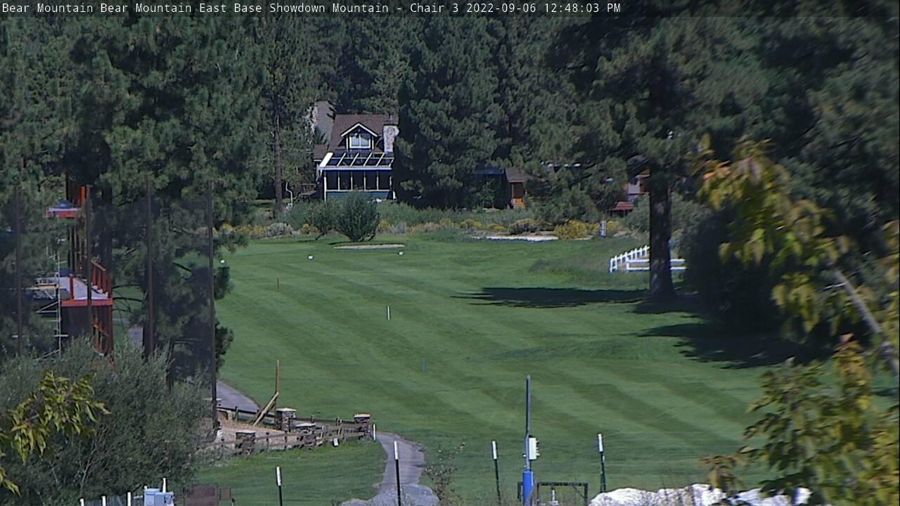 view of showdown mountain run at bear mountain