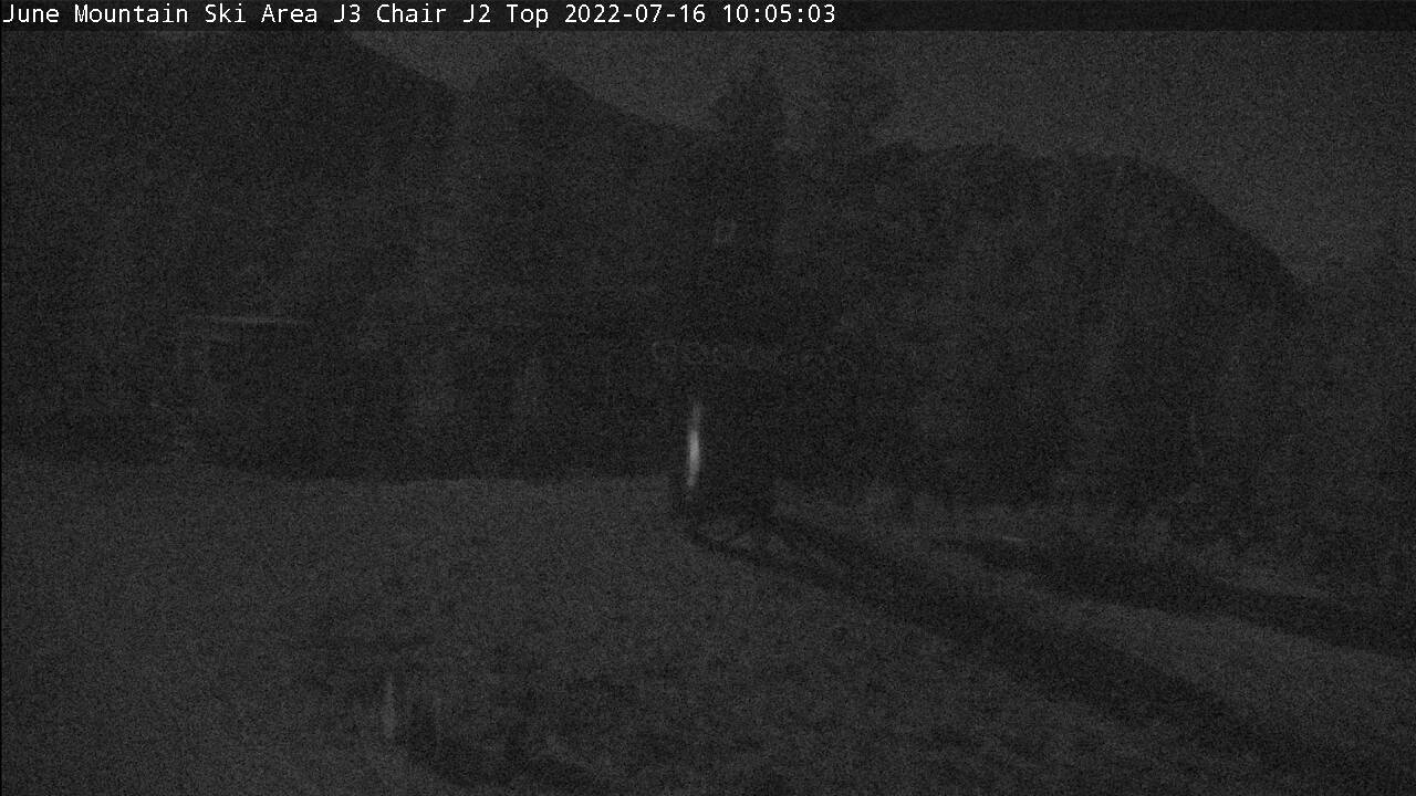 June Mountain Ski Area Web Cam