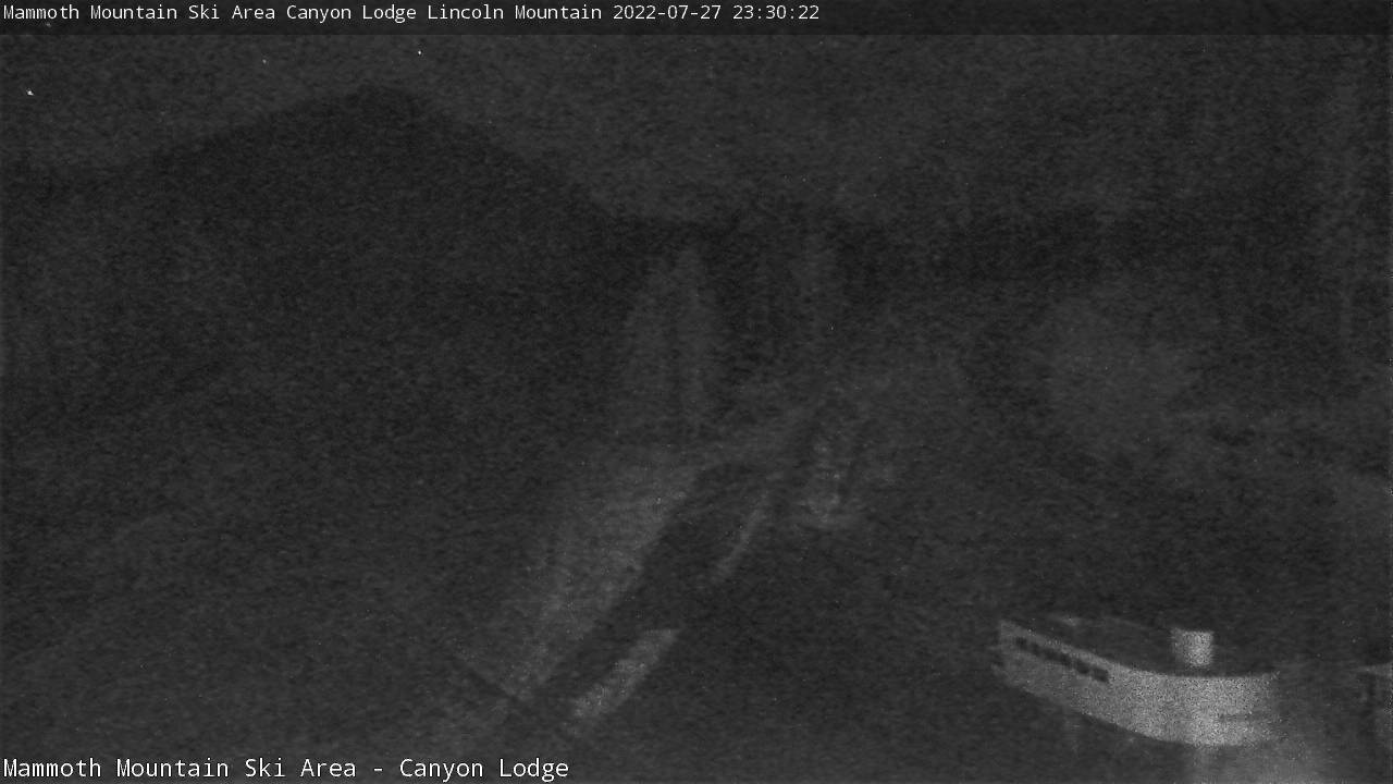 canyon,Mammoth Mountain Webcam
