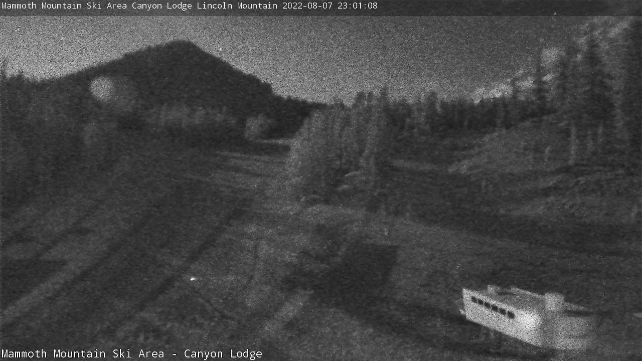 Canyon Lodge Webcam