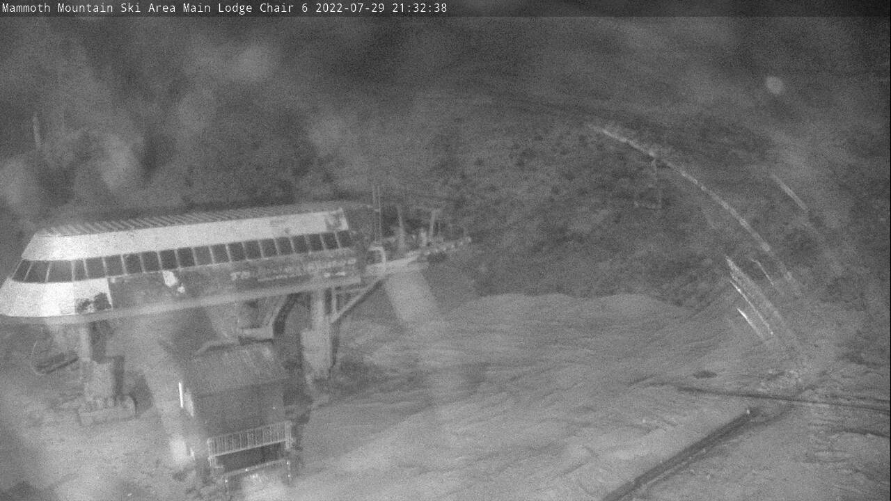 main,Mammoth Mountain Webcam