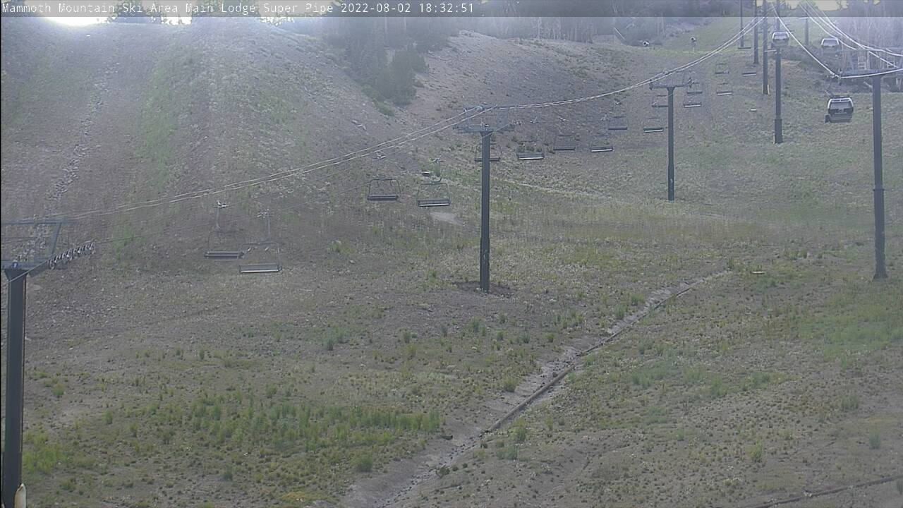Lodge Webcam @ Mammoth Mountain