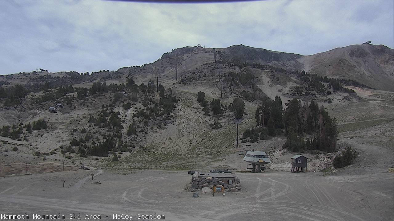 Mc Coy Station Cam Mammoth Mountain