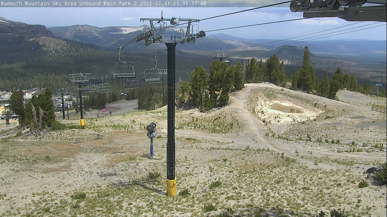 Unbound Webcam @ Mammoth Mountain